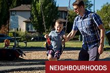 Neighbourhoods in Maple Ridge