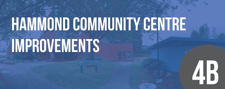 Hammond Community Centre Improvements
