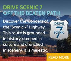Discover Scenic 7, Lougheed Highway in Maple Ridge, BC