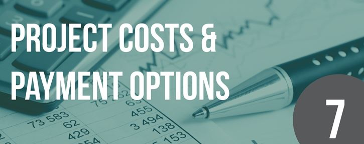 Project Costs & Payment Options
