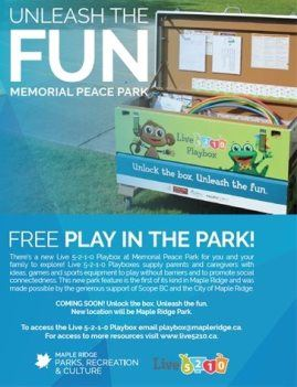 Play in the Park Invite