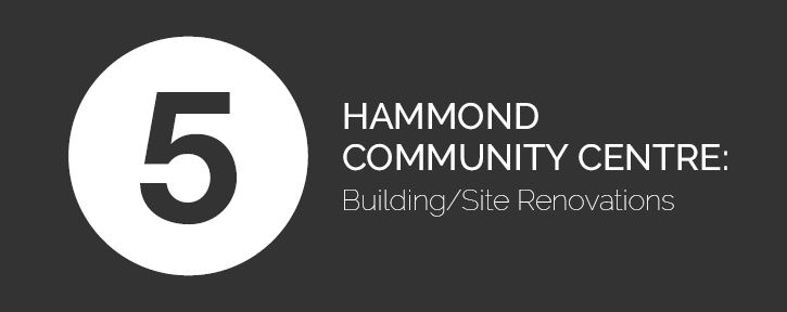 Hammond Community Centre Page