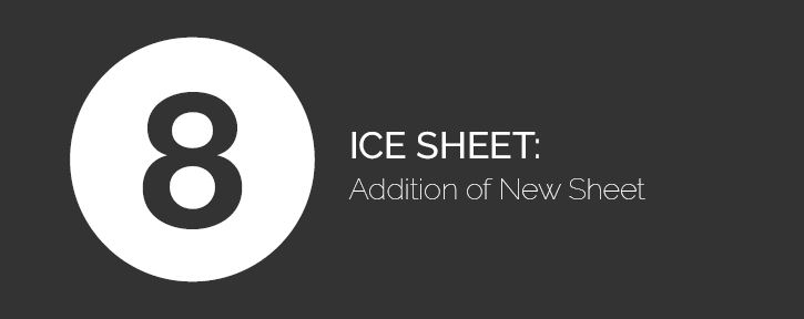 Ice Sheet Page
