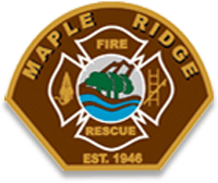 Maple Ridge Fire Department Logo