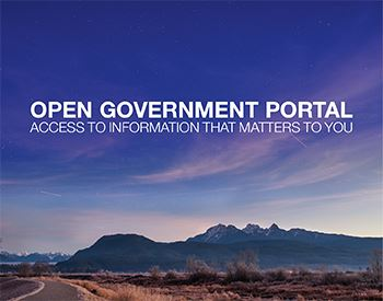 Open Government Portal
