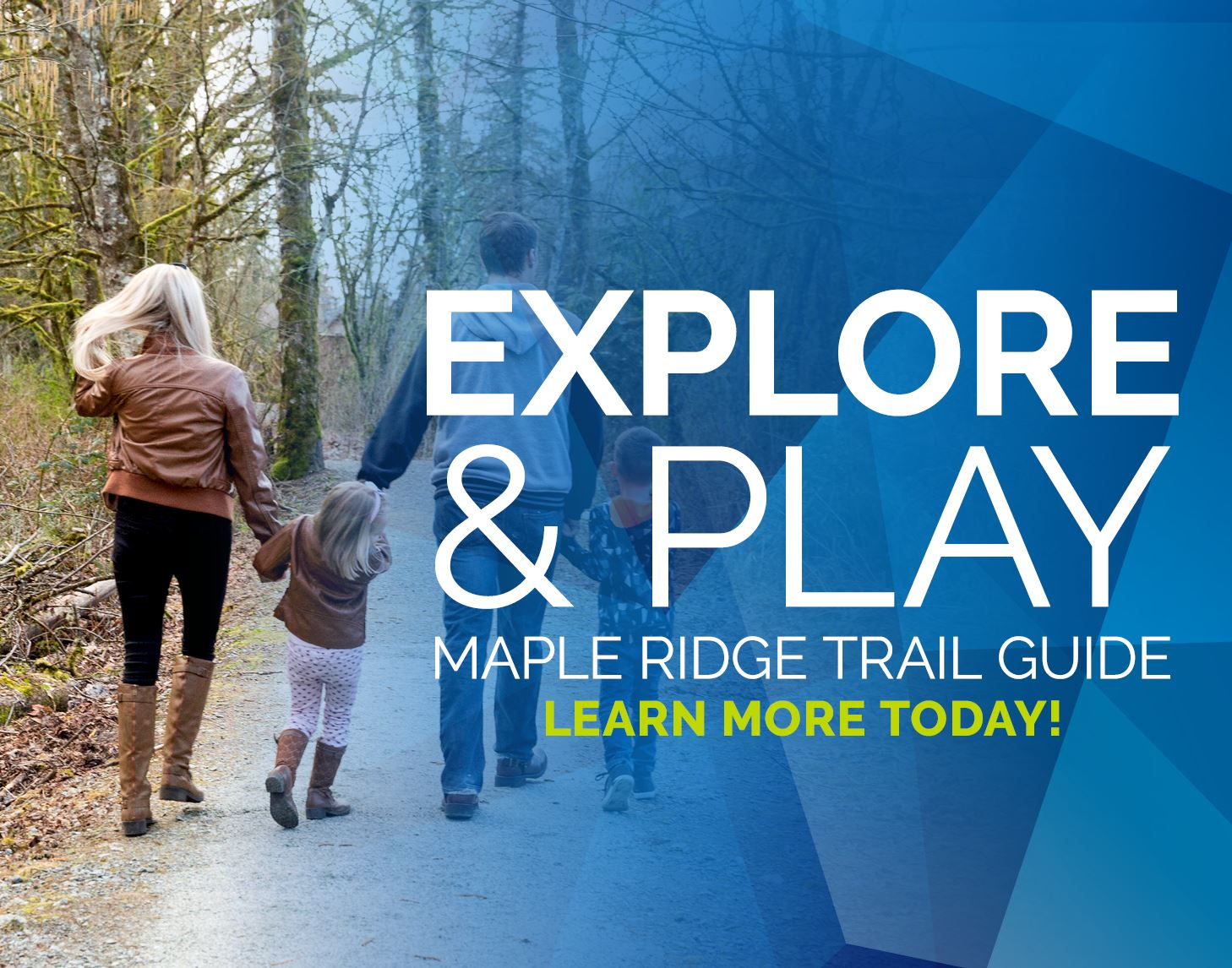 Explore & Play - MR Trail Guide