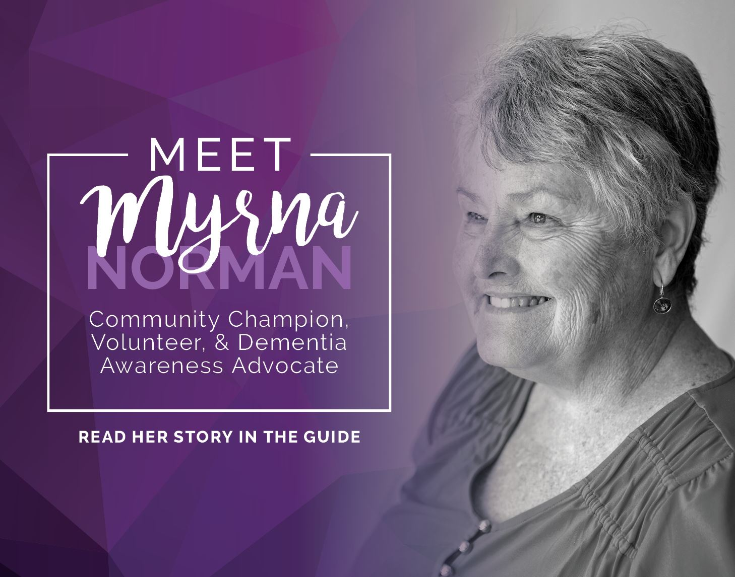 Myra - Community Champion