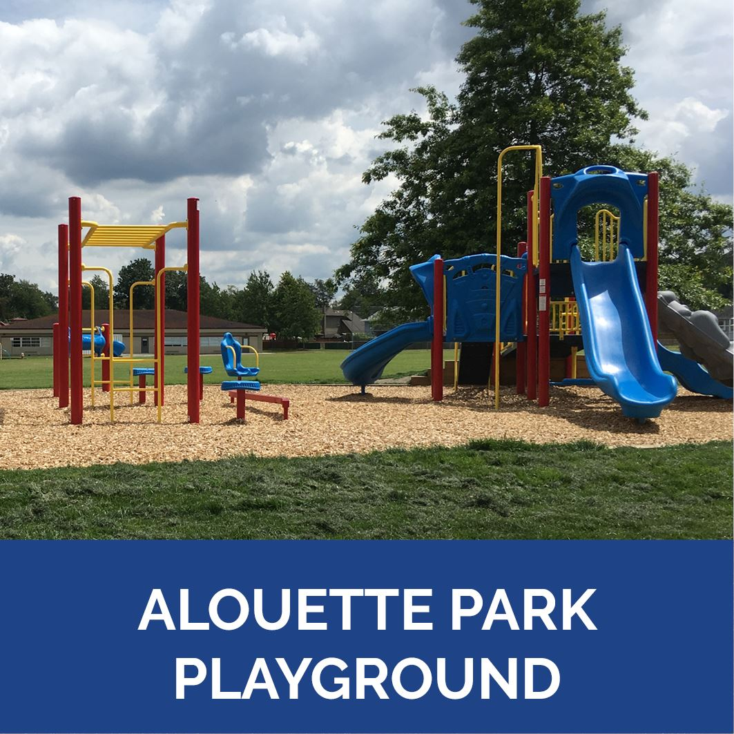 Alouette Park Playground - Button