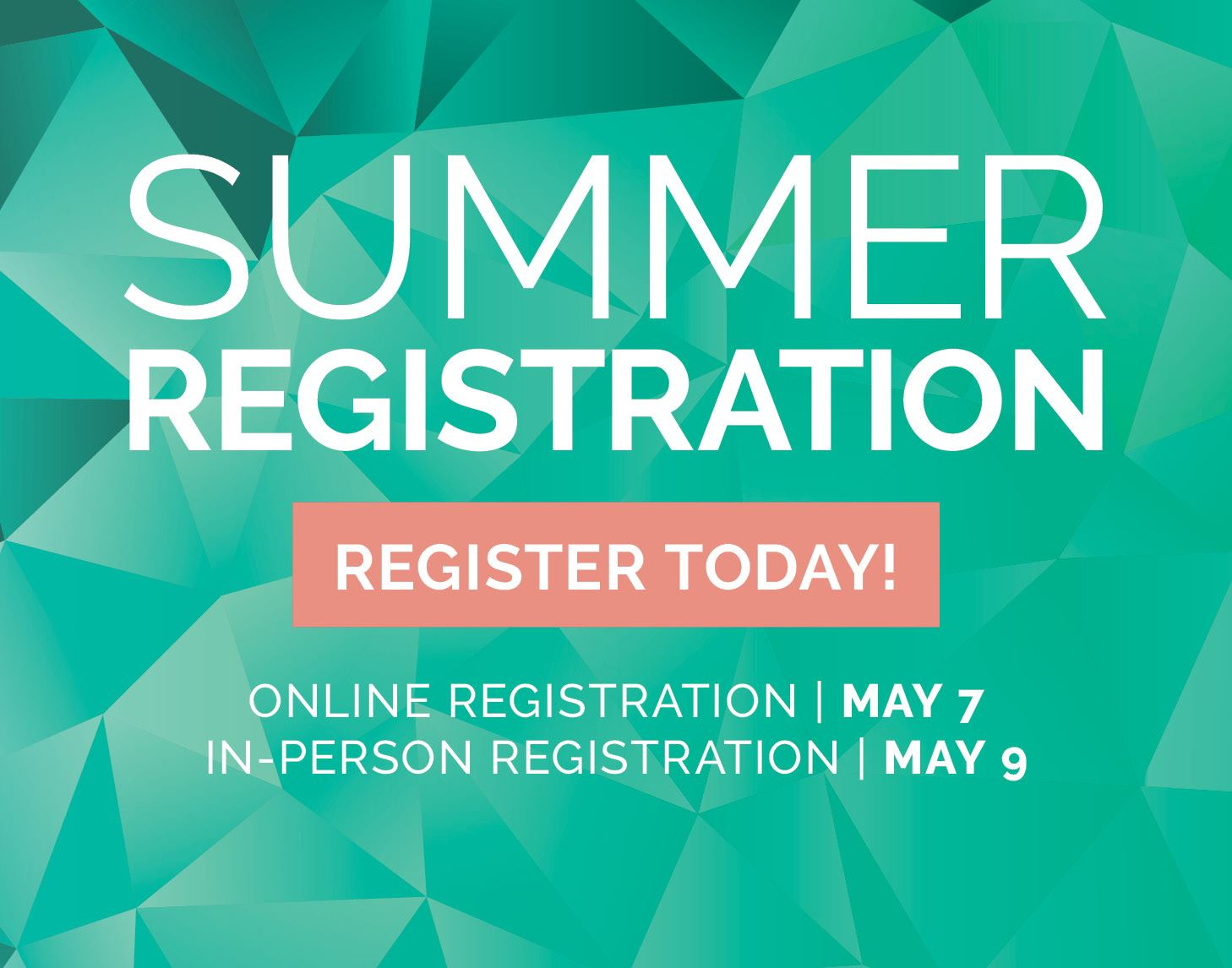 Summer Guide Registration is Open!