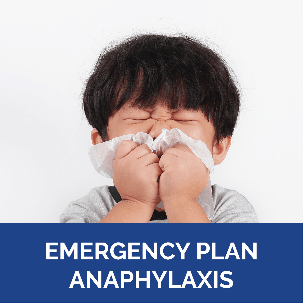 Emergency Plan Anaphylaxis