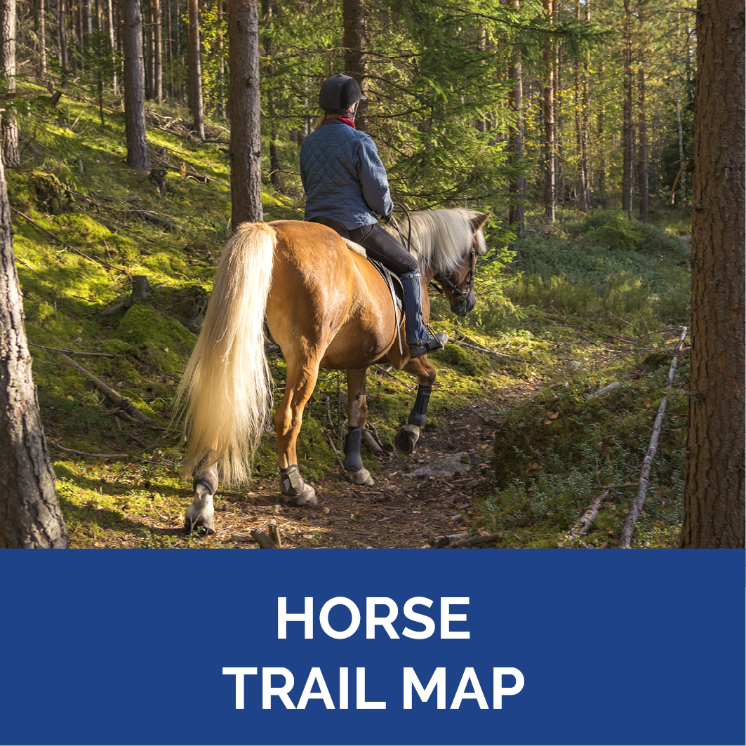 Horse Trails Map