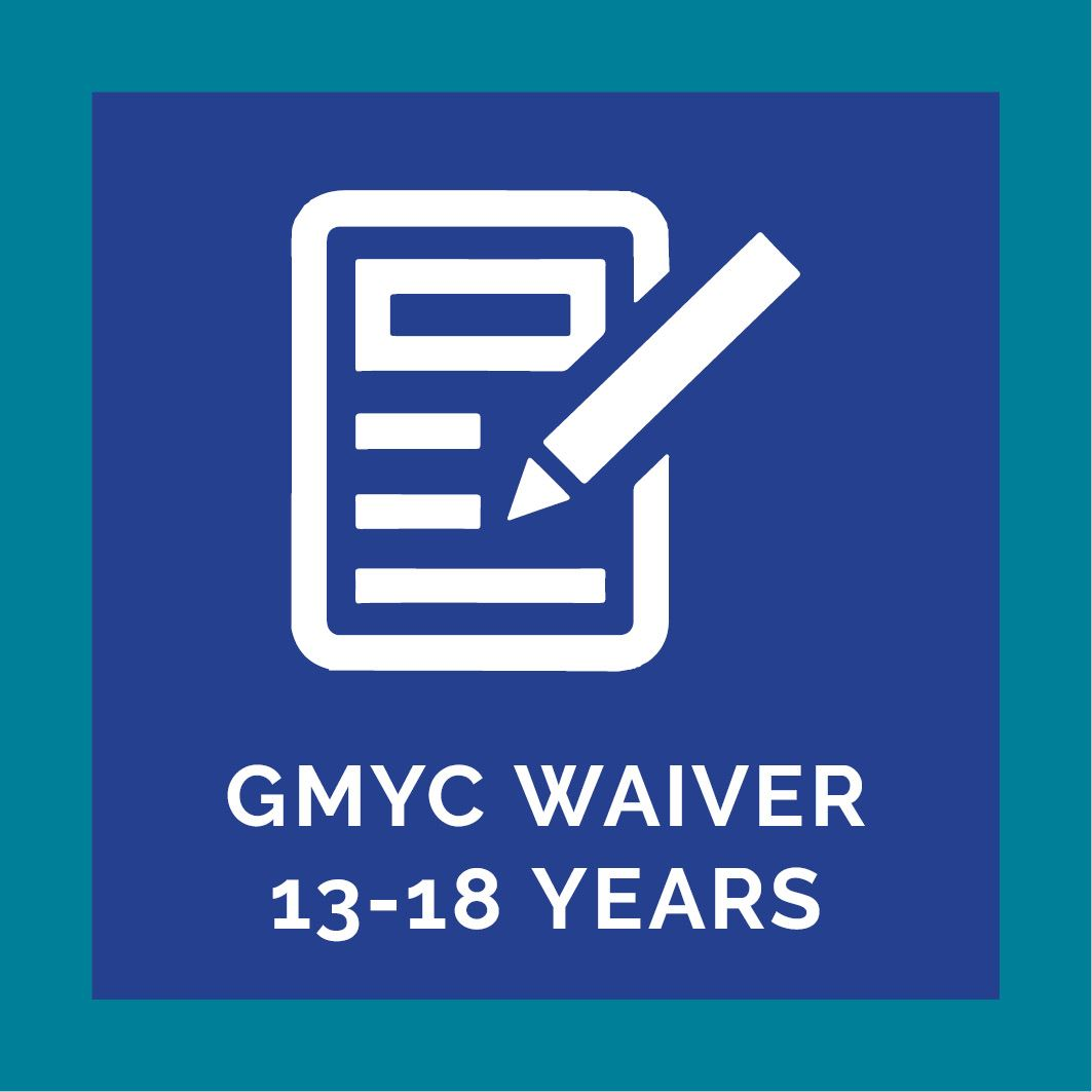 GMYC Waiver 13Y Button