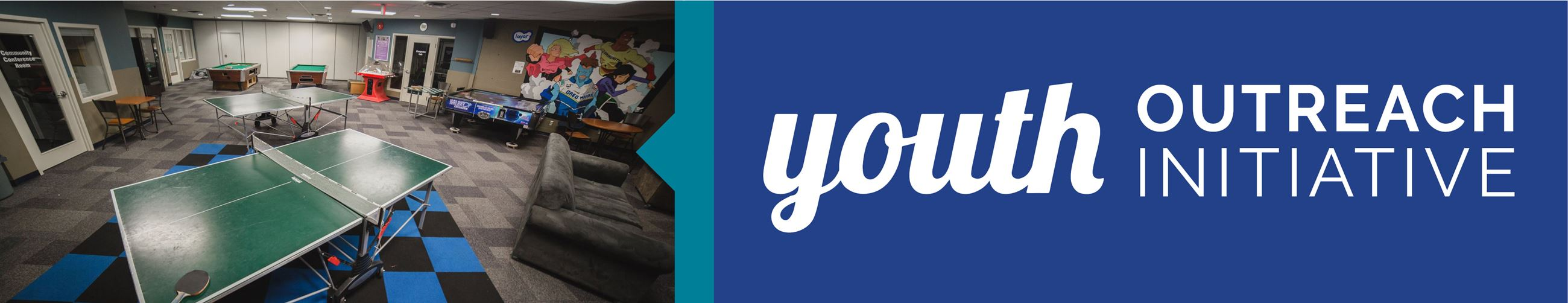 Youth Outreach Page Header