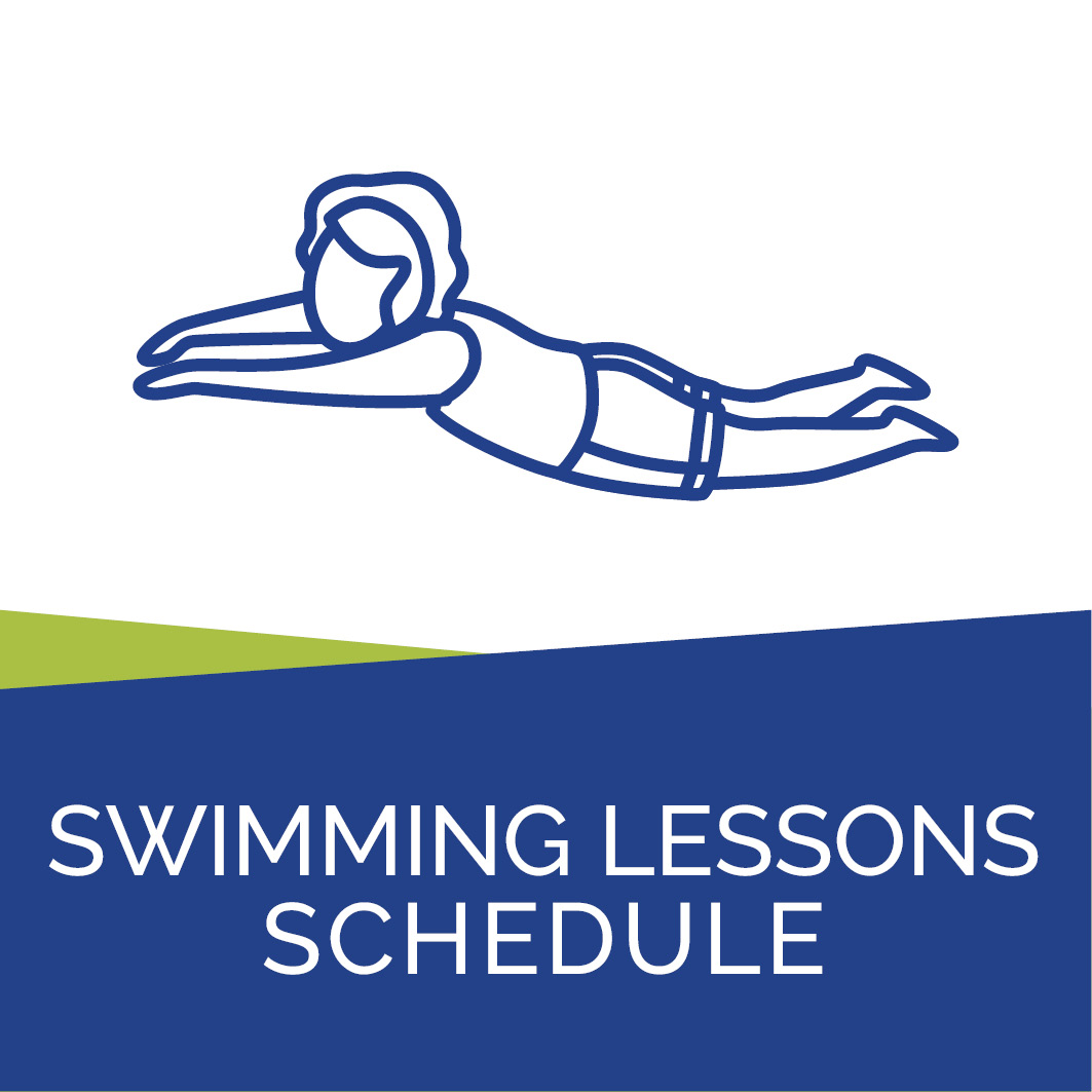 Swimming Lesson Schedule Button