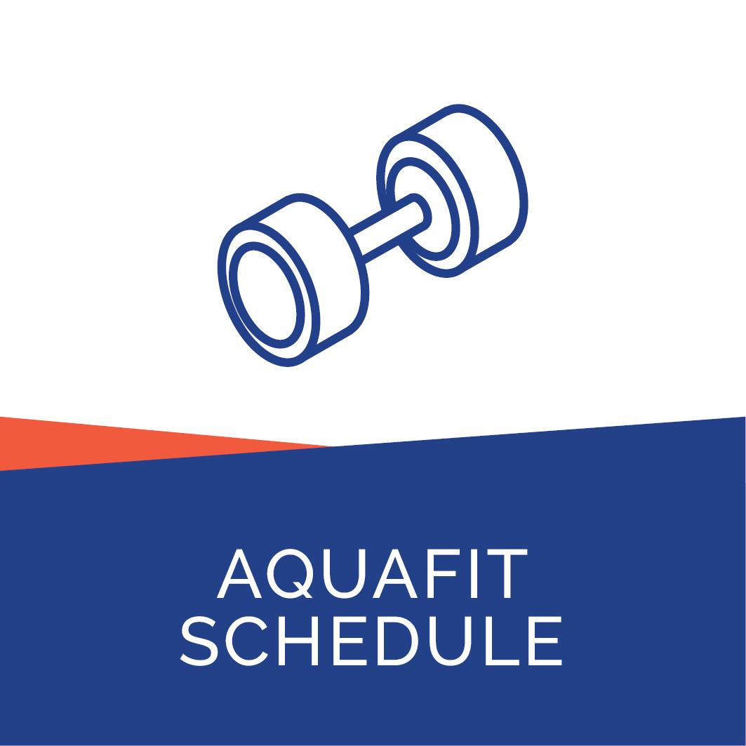 Aquafit Schedule Button