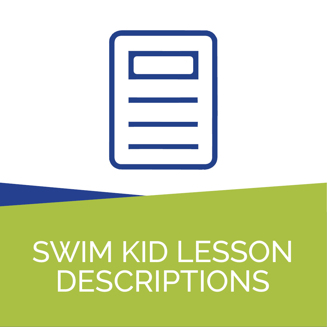 Swim Kids Program Button