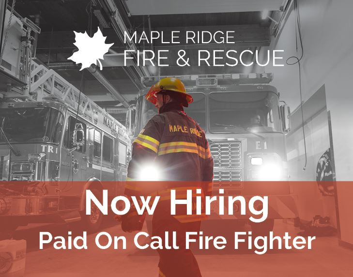 Paid On Call Firefighter2