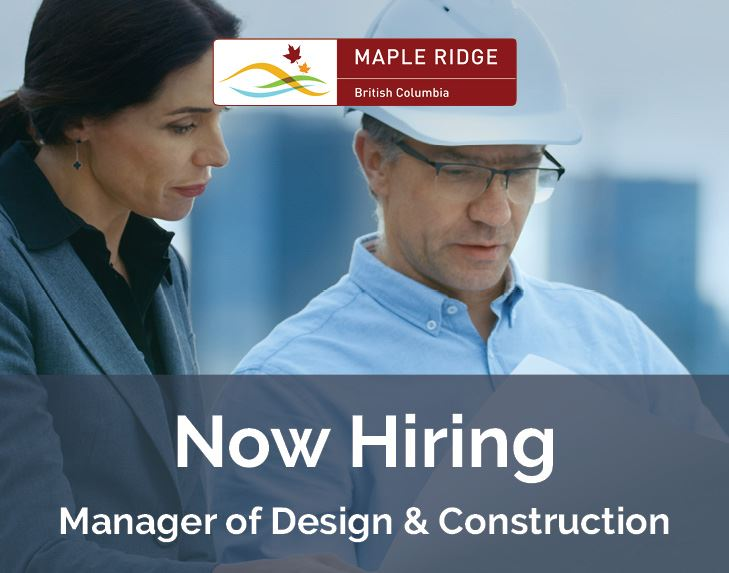 manager of design and construction