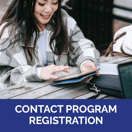 Contact Program Registration