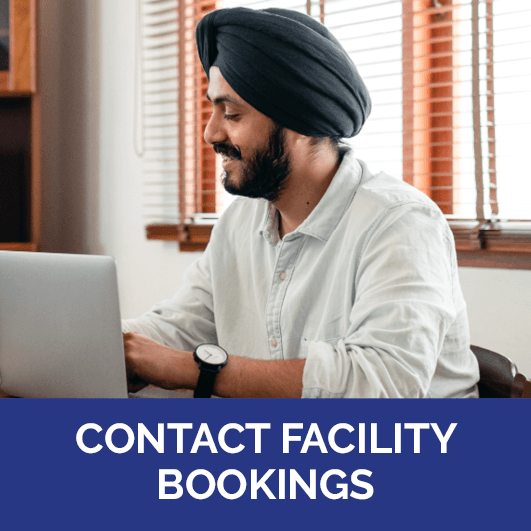 Contact Facility Bookings