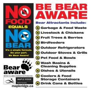 Bear Attractants