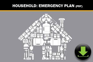 Download: Household Emergency Plan