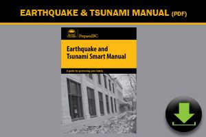 Download: Earthquake and Tsunami Preparedness Guide