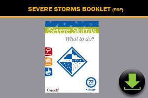 Severe Storm Booklet