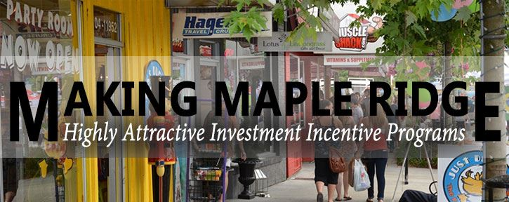 Commercial & Retail Investment on the Rise in Maple Ridge