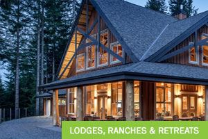 Lodges, Ranches & Retreats