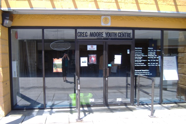 Greg Moore Youth Centre