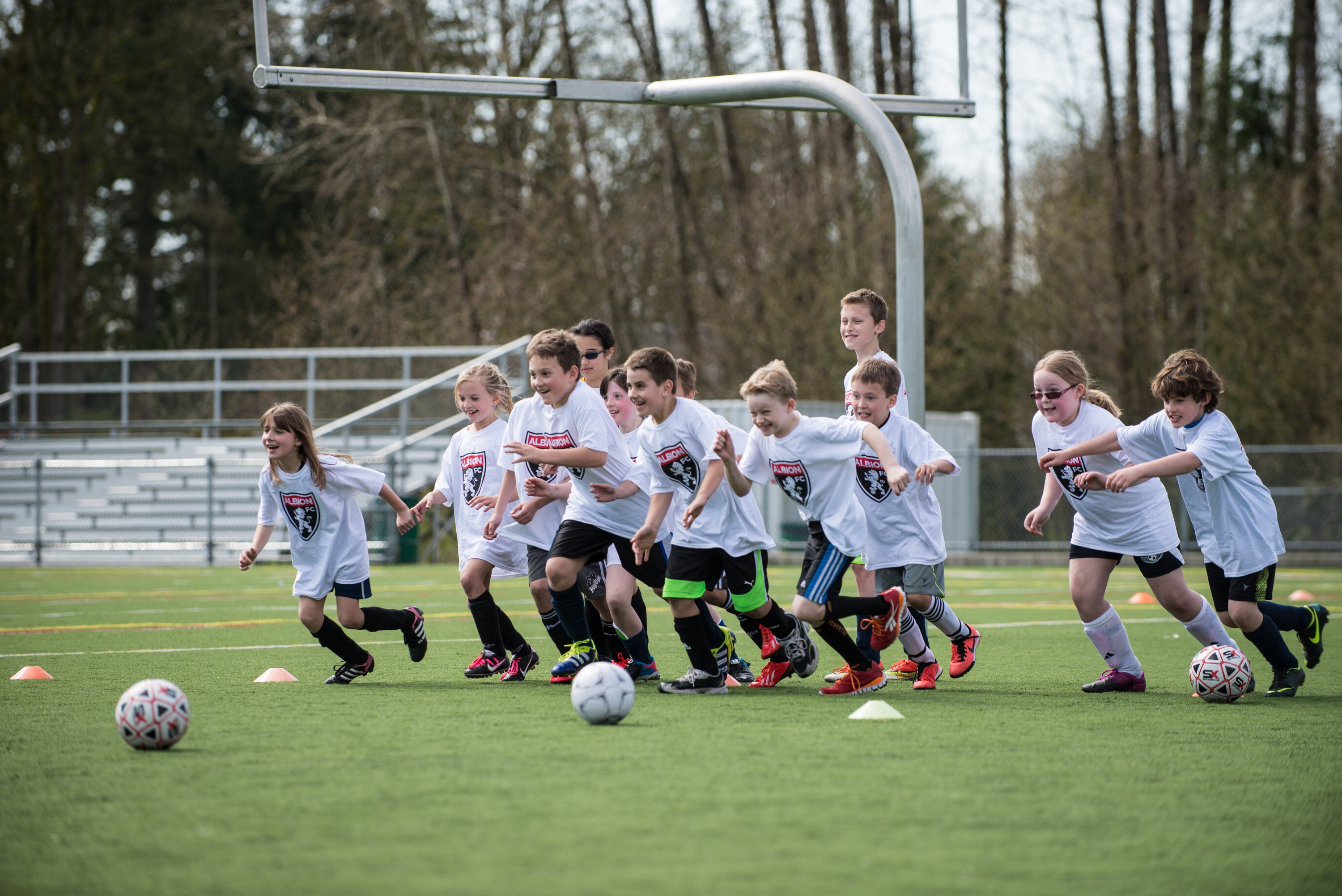 Albion Football Club Spring Soccer Camp