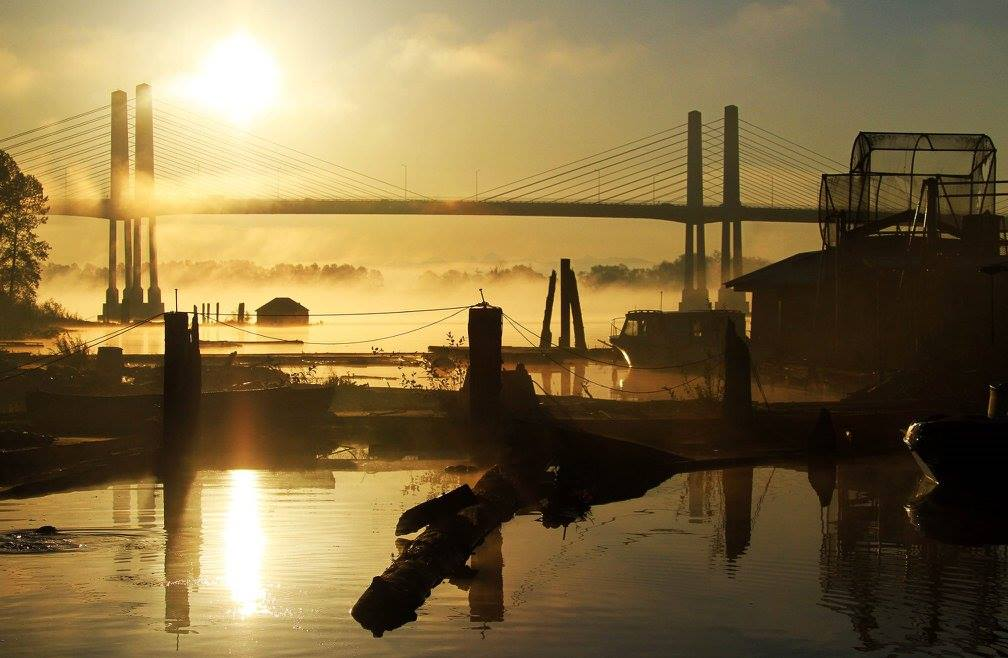 A Fraser River Morning