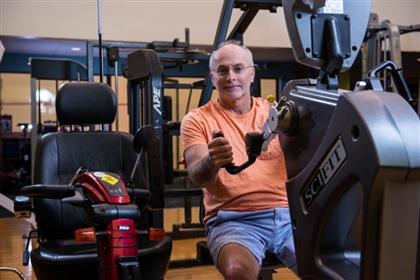 Accessible Cardio Equipment