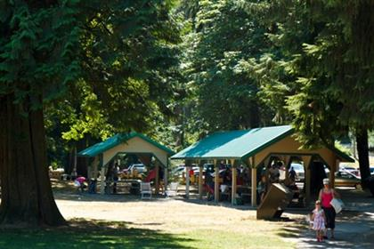 Maple Ridge Park Picnic Shelter