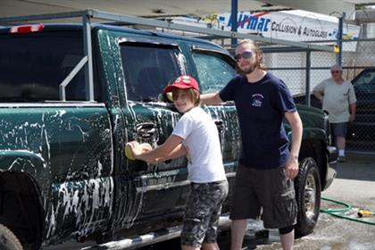 Youth Carwash